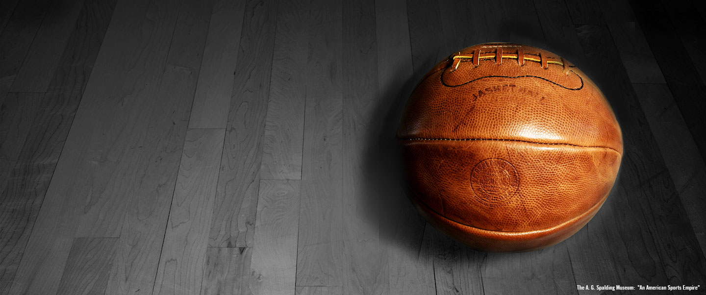 The First Basketball