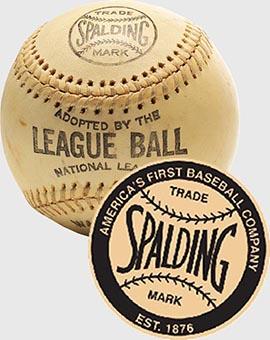Baseball League Ball